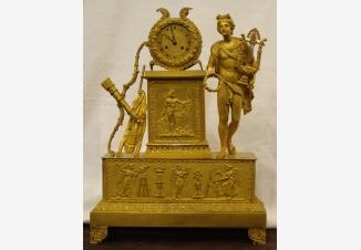 Часы каминные с боем «Аполлон»